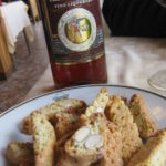 Vin Santo und Cantuccini Kekse