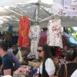 italienische Sommerkleider Forte Dei Marmi Markt