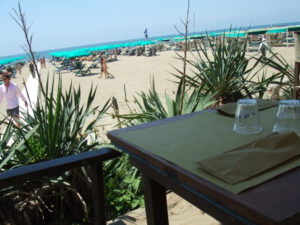 Restaurant SERGIO Forte Dei Marmi