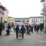 Sommerschlussverkauf sprich Saldi 2010 in Italien