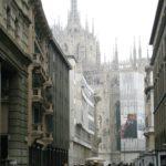 Saldi Sommerschlussverkauf Mailand