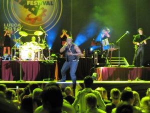 Summer Festival in Lucca: ein enttaeuschendes Seal Konzert