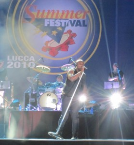 Seal Summer Festival Lucca