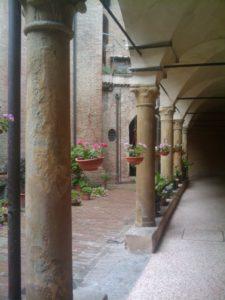 Bologna Universitaetsviertel