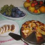 Agriturismo Ca San Ponzio selbstgemachte Torten zum Fruehstueck