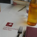 Restaurant Tipp Toskana Giordano Bruno