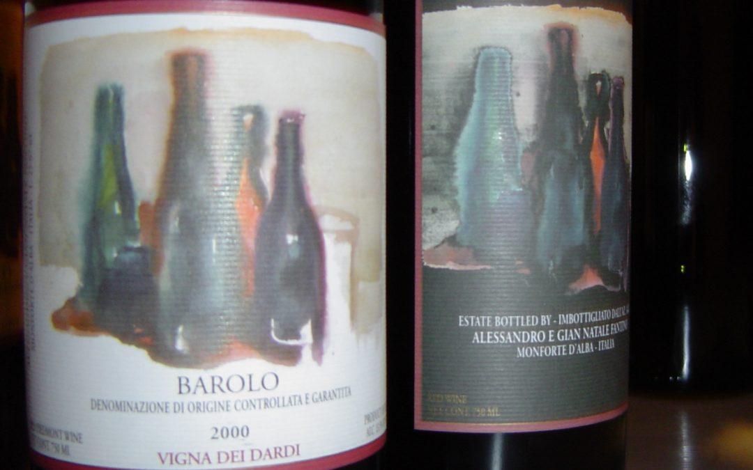 Prämierte Barolo Weine von Alessandro und Gian Natale Fantino