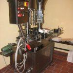 Barolo Etikettier-Abfuellmaschine Fantino