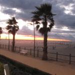 Sonnenuntergang Toskana Lido Camaiore