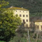 Villa Vicopisano Toskana