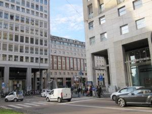 Mailand Piazza San Babila