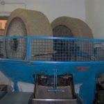 Olivenoel Pressung Steinmuehle