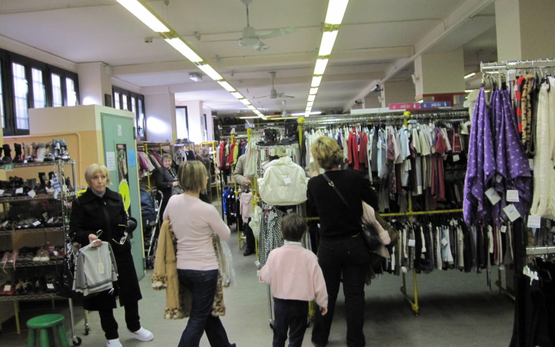 Shopping Tipps Mailand zu Weihnachten: Salvagente und Salvagente Bimbi