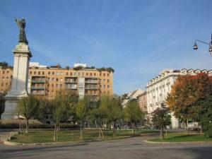 Shopping Wochenende Mailand