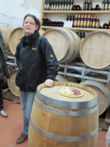 Weinprobe Spazzavento Chianti
