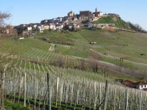 Piemont Ostern
