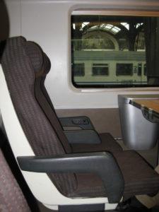 Bahnfahren Italien