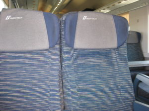 trenitalia Bahnfahren in Italien