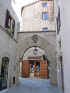 Restaurant Da Alighiero Arezzo