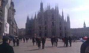 Mailand Shopping Innenstadt