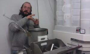 Bio Pasta Produktion Italien