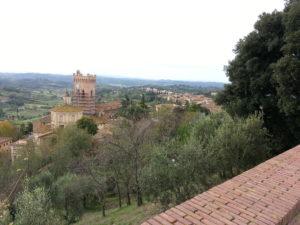 San Miniato Toskana Trueffelmarkt