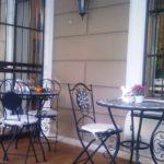 Veranda Hotel Rom Pirandello