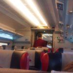 Italo Bahn in Italien: SERVICE ganz groß geschrieben
