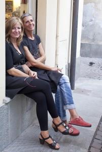 Sabine und Claudia La Deutsche vita