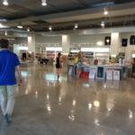Cruciani Outlet in Umbrien: keine großen Schnäppchen zu erwarten
