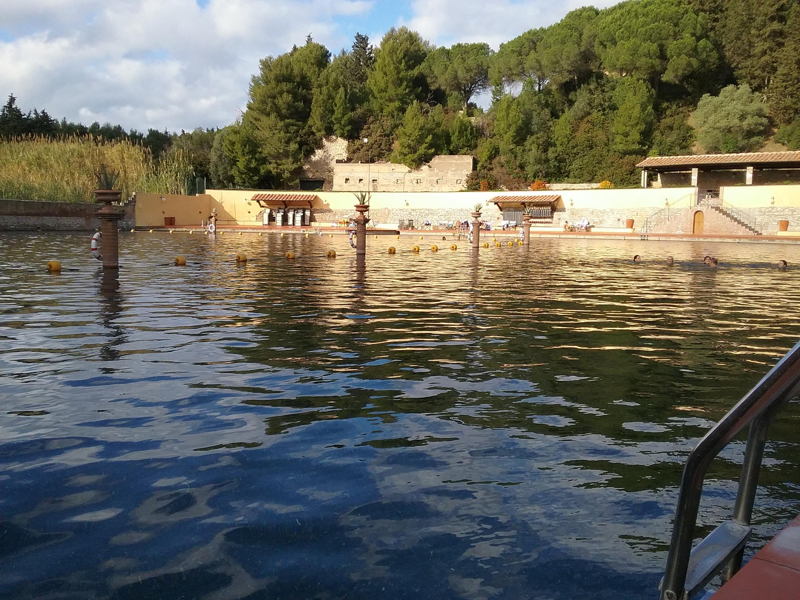 Toskana im Dezember: una meraviglia